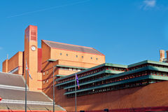 British library Royalty Free Stock Photos
