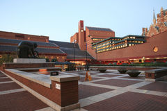 The British Library Royalty Free Stock Images