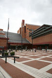 The British Library - Exterior Stock Images