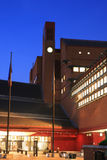 The British Library - Exterior Royalty Free Stock Image