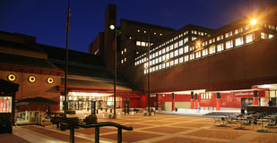 The British Library - Exterior Stock Photos