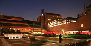 The British Library - Exterior Royalty Free Stock Photography