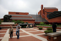The British Library - Exterior Stock Photography