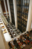 The British Library  - Interior Royalty Free Stock Image