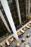 The British Library  - Interior Royalty Free Stock Photo