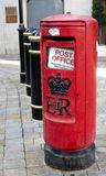 British mailbox Royalty Free Stock Photos