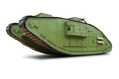 British Mark V tank Stock Photos