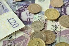 British money Royalty Free Stock Photography
