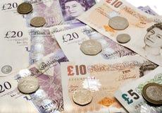 British money Stock Photos