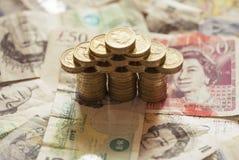 British Mortgage symbol Stock Photo