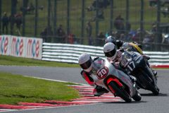 Superbike Race 005 Royalty Free Stock Images