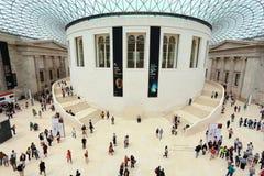 British Museum royalty-vrije stock foto's