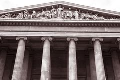 British Museum Royalty Free Stock Photos
