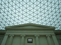 British Museum immagini stock