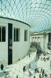 British Museum 1 Royalty-vrije Stock Fotografie