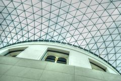 British Museum 2 Stockbild