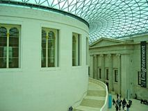 British Museum Image stock