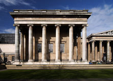 The British Museum Royalty Free Stock Photo