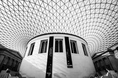 British Museum immagine stock libera da diritti
