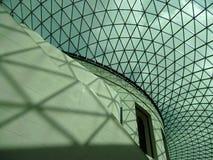 British Museum Immagine Stock