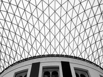 British Museum Royalty-vrije Stock Fotografie
