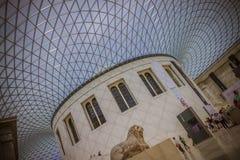 British Museum Fotografia Stock Libera da Diritti