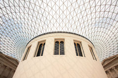 British Museum Architecture Royalty Free Stock Photo
