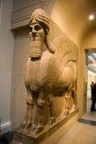 British Museum-Ausstellungen Stockbilder