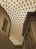 The British Museum - classic museum Stock Photography