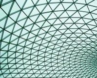 British Museum, cour grande Image libre de droits