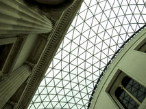 British museum Stock Photo