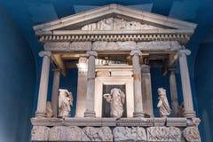 British Museum di Londra fotografia stock libera da diritti