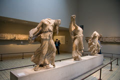 British Museum exhibitions Stock Photo