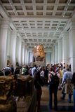 British Museum exhibitions Royalty Free Stock Photos