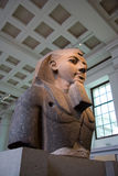 British Museum exhibitions_Egypt Stock Photo
