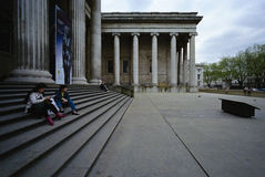 British Museum exterior London England UK Royalty Free Stock Photo