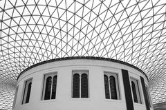 British museum Royalty Free Stock Photo