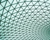 British Museum, großes Gericht Vektor Abbildung