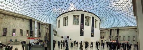 British Museum interior royalty free stock images