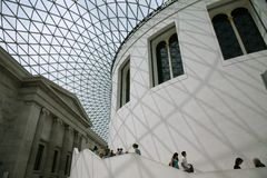 British Museum, London Stock Photos