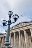British Museum at London, England Royalty Free Stock Photo