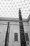 The British Museum in London, England Royalty Free Stock Photos