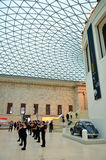 The British Museum in London, England Stock Photo