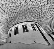 British Museum London Royalty Free Stock Photos