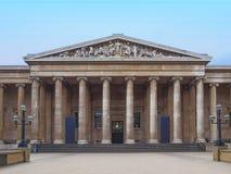 British Museum London Royalty Free Stock Image