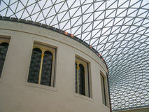 British Museum London Stock Image