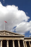 The British Museum in London Stock Photos