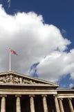 The British Museum in London Stock Photos