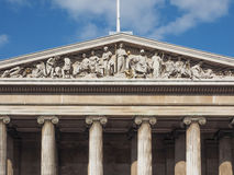 British Museum in London Royalty Free Stock Photography