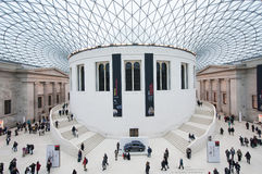 British Museum stock image
